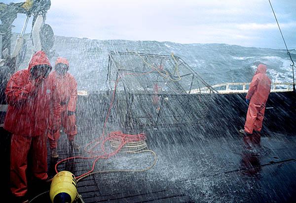 Arctic Fisherman
