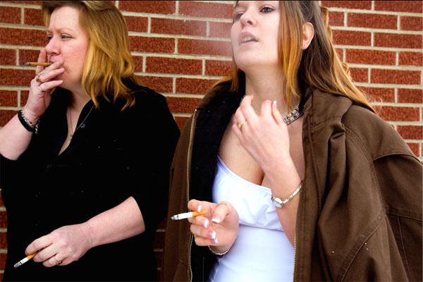 smoking pregnant women essay